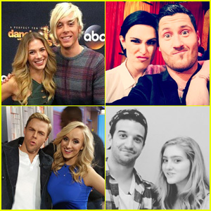 Riker Lynch, Willow Shields, & Rumer Willis Respond to 'DWTS' Casting!