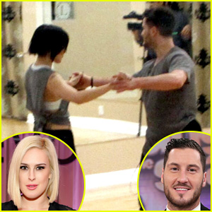 Is Rumer Willis Partnering with Val Chmerkovskiy for 'Dancing With the Stars' Season 20?