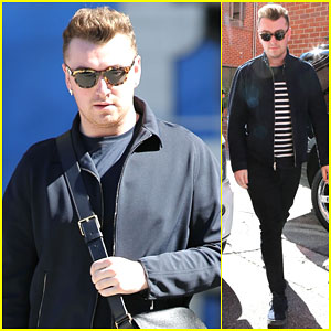 Sam Smith Heads to Japan, But is Feeling a Little Home Sick!