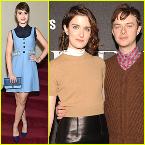 Sami Gayle & Dane DeHaan Support Femininity at Miu Miu Screening