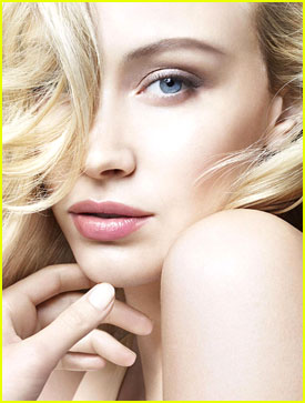Sarah Gadon Is Giorgio Armani Beauty's New Face!