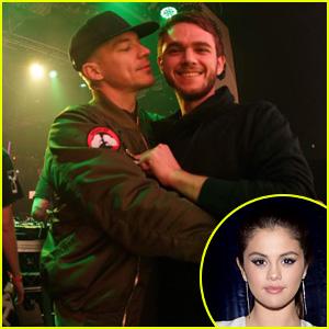 Diplo Jokingly Tells Selena Gomez to 'Watch Out,' Swoops in on Zedd