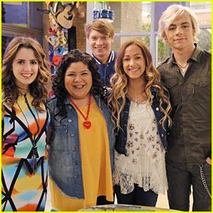 Skylar Stecker To Guest Star on 'Austin & Ally' (JJJ Exclusive)