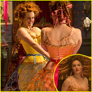 Meet Cinderella's Stepsisters Driscilla & Anastasia In Three New Clips