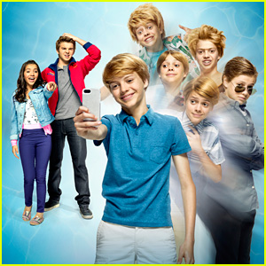 Jack Griffo & More Nickelodeon Stars Unite in 'Splitting Adam' TV Movie (Exclusive Photos!)