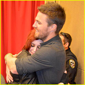 Stephen Amell Does the Nicest Thing for a Fan