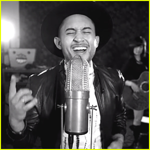Tahj Mowry Covers Nick Jonas's 'Jealous' - Watch & Listen Here!