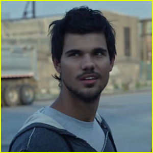 Taylor Lautner Looks Totally Different - See His Haircut!
