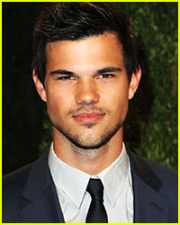 There Doesn't Need To Be A Reason For Us To See Taylor Lautner In A Suit