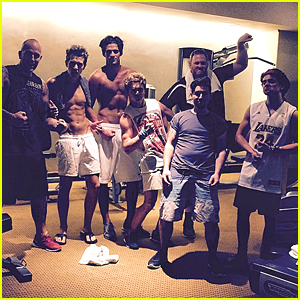 The Vamps Hit The Gym Before Mall Of Asia Arena Concert