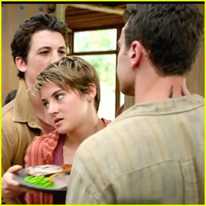 Peter Makes A Crack At Tris' New Hair in New 'Insurgent' Clip - Watch Now!