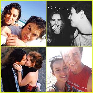 Nikki & Ian, Sabrina & Bradley, Avan & Zoey & More Share Valentine's Day Pics - See Them All Here!