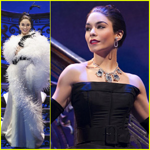 Vanessa Hudgens Goes Glam in New 'Gigi' Photos - See All Her Costume Changes!
