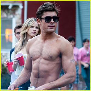 Zac Efron Will Star in 'Neighbors 2'!