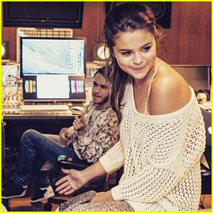 Selena Gomez & Zedd Continue to Make Music Together in New Photo!