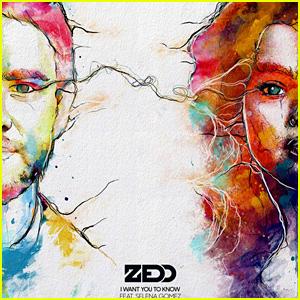 Selena Gomez & Zedd's 'I Want You to Know' - Audio & Lyrics!
