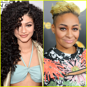 Zendaya Confirms Raven Symone Will Guest-Star on 'K.C. Undercover'!