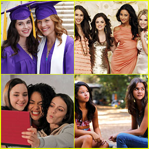 Are April & Beth OR The Pretty Little Liars The Best BFFs on ABC Family?