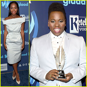 Glee's Alex Newell Performs & Receives Special Recognition Award at GLAAD Media Awards