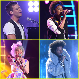 Maddie Walker & Adanna Duru Voted Off 'American Idol'; Meet The Top 9!