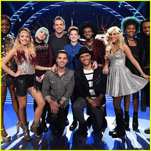 Qaasim Middleton Saved On 'American Idol' - Watch All Movie Night Performances Here!