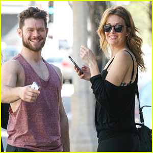 Amy Purdy Puts On Her Dancing Legs With Henry Byalikov