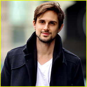 Andrew J. West Hits Vanouver to Start Filming 'Dead People' Pilot