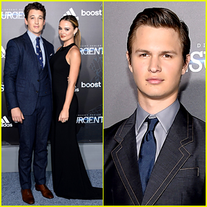 Ansel Elgort Reveals How He Celebrated His 21st Birthday!