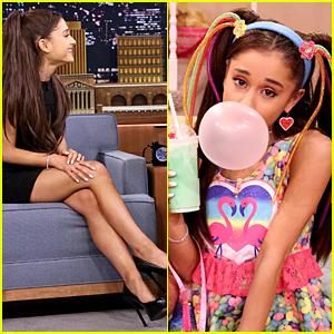Ariana Grande's Celine Dion Impression Is Amazing - Watch Now!