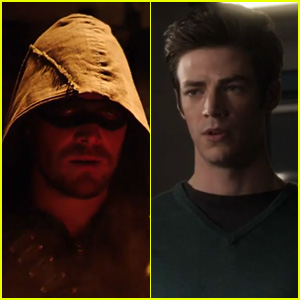 Check Out the New PaleyFest 2015 'Flash' & Arrow' Sizzle Reels - Major Spoilers!