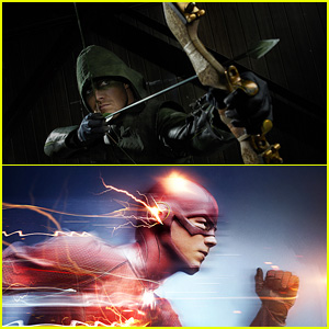 'Arrow' & 'Flash' Spin-Off is Happening With Wentworth Miller, Brandon Routh, & More!