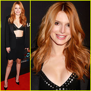 Bella Thorne Takes BFF Alexa To 'New York Spring Spectacular' Opening Night