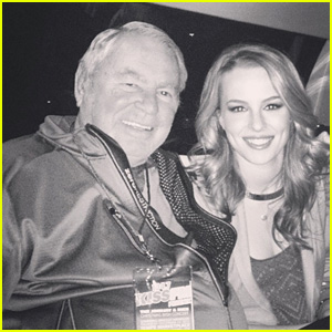 Bridgit Mendler's Grandfather Sadly Passes Away