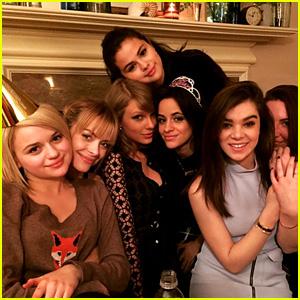 Camila Cabello Celebrates 18 With Taylor Swift, Selena Gomez, Hailee Steinfeld, & More!