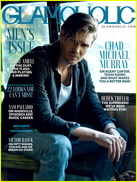 Chad Michael Murray on Becoming a Father: It's 'Always Been a Dream'