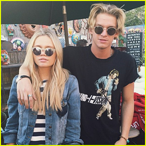 Cody & Alli Simpson Are Total 'Besties' In This Fun Video - Watch Now!