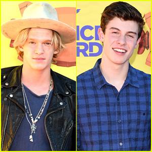 Cody Simpson & Shawn Mendes Make Us Swoon at Kids' Choice Awards 2015