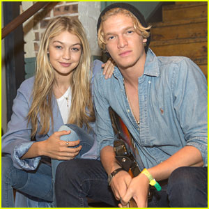 Cody Simpson & Gigi Hadid Celebrate International Day of Happiness at SXSW 2015