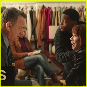 Carly Rae Jepsen Releases 'I Really Like You' Video With Tom Hanks - Watch Now!