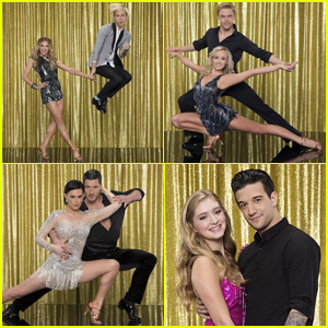 'DWTS' Couple Photos Released!