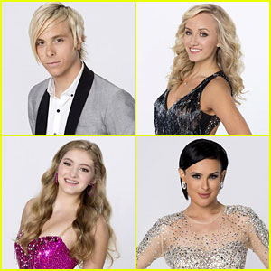 What Are Riker Lynch & Nastia Liukin Dancing To on 'DWTS' This Monday?