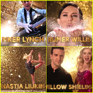 See The New 'Dancing With The Stars' Promo With Riker Lynch, Nastia Liukin & More!