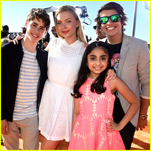 Emilia McCarthy Brings 'Max And Shred' Cast To KCAs 2015
