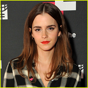 Emma Watson Is 'Terrified' to Sing Belle's Songs!