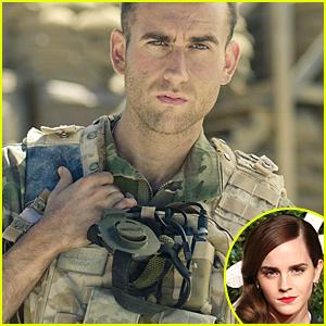 Emma Watson Gets 'Harry Potter' Fans Talking By Tweeting Matthew Lewis Pic