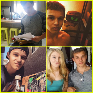 Gavin MacIntosh Made Us Fall in Love With #Jonnor Even More During His JJJ Takeover!
