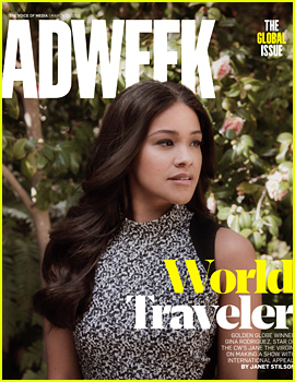 Gina Rodriguez Fell Immediately in Love with the First 'Jane the Virgin' Script