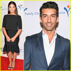 Gina Rodriguez Gets Dressed Up for the Venice Family Clinic's Silver Circle Gala 2015!