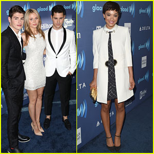 Kiersey Clemons Joins 'Faking It' Cast For GLAAD Media Awards 2015