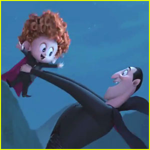 Dracula Tosses His Grandson Off A Tower In New 'Hotel Transylvania 2' Teaser Trailer!